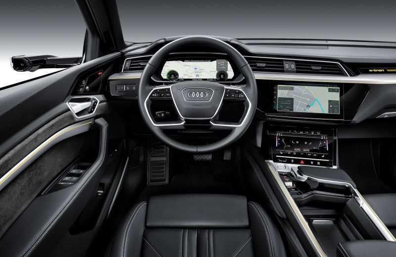 48 Best Review 2019 Audi E Tron Quattro Release Date History for 2019 Audi E Tron Quattro Release Date