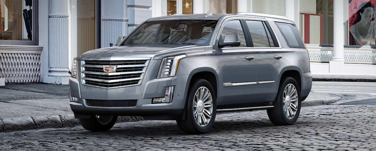 48 Best Review 2019 Cadillac Escalade Platinum Model for 2019 Cadillac Escalade Platinum