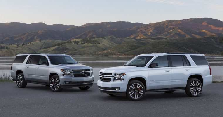 48 Best Review 2019 Chevrolet Suburban Rst New Review with 2019 Chevrolet Suburban Rst