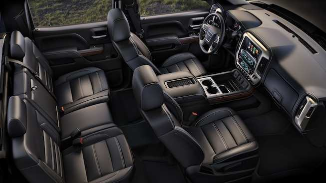 48 Best Review 2019 Gmc 1500 Interior Exterior by 2019 Gmc 1500 Interior