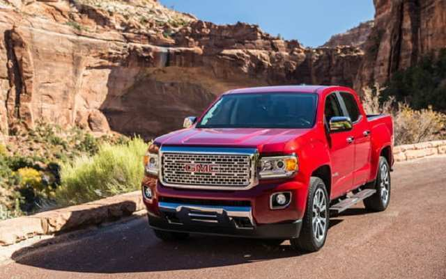 48 Best Review 2019 Gmc Canyon Rumors Spy Shoot by 2019 Gmc Canyon Rumors