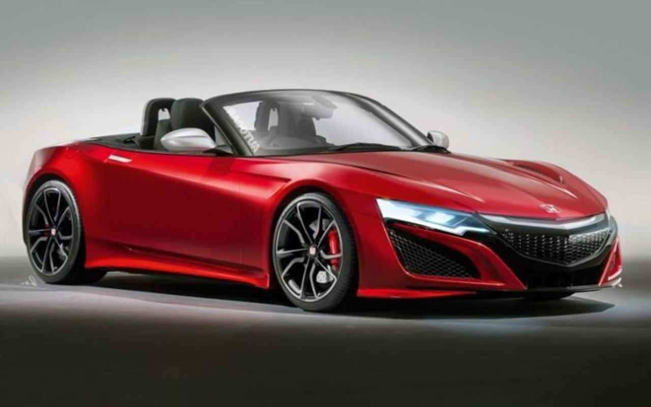 48 Best Review 2019 Honda 2000 Redesign and Concept by 2019 Honda 2000