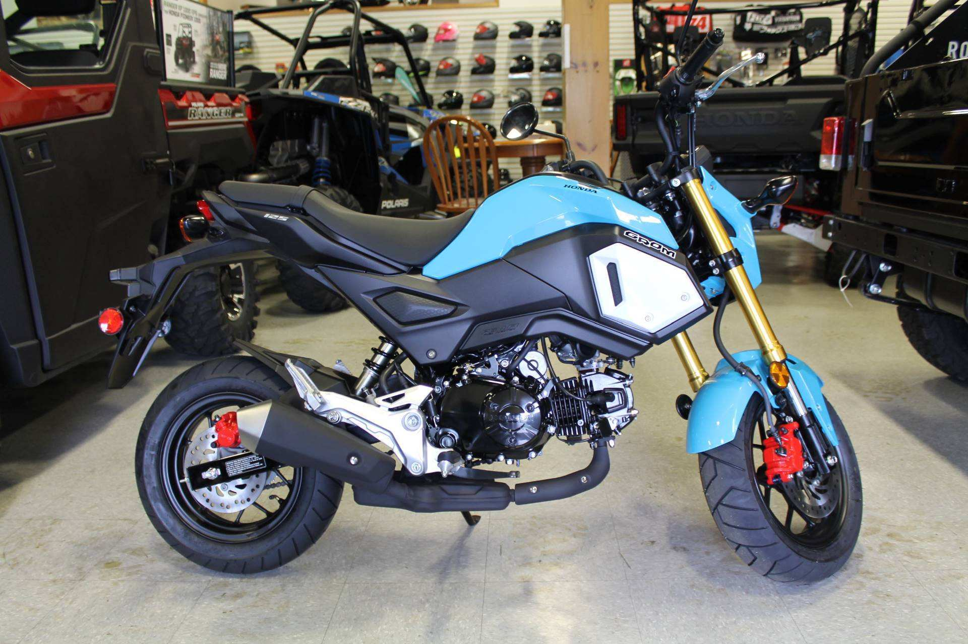 48 Best Review 2019 Honda Grom Specs New Review by 2019 Honda Grom Specs