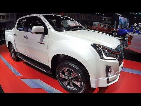 48 Best Review 2019 Isuzu Pickup Truck Exterior and Interior by 2019 Isuzu Pickup Truck