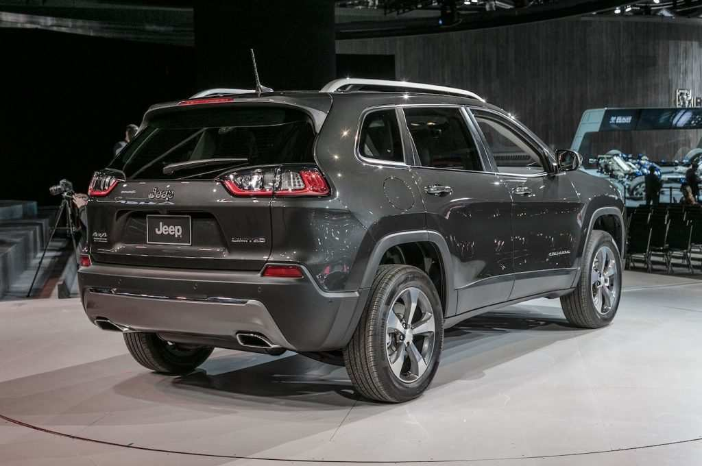 48 Best Review 2019 Jeep Liberty Spy Shoot with 2019 Jeep Liberty