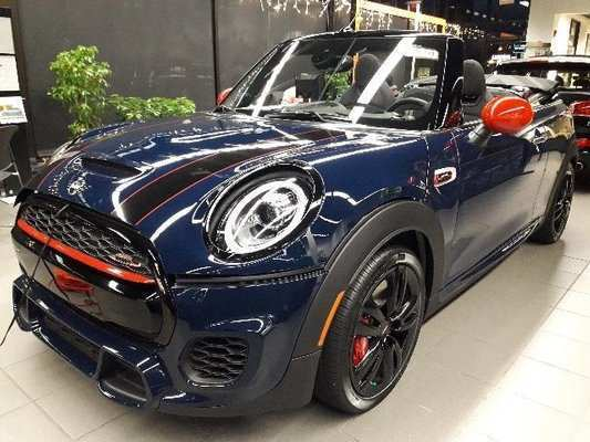48 Best Review 2019 Mini John Cooper Works Convertible First Drive with 2019 Mini John Cooper Works Convertible