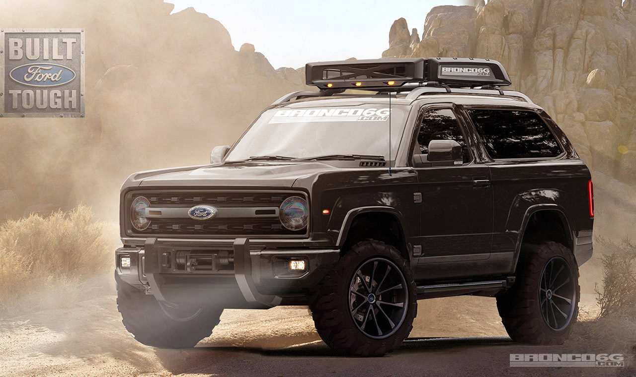 48 Best Review 2020 Ford Bronco 6G Wallpaper by 2020 Ford Bronco 6G