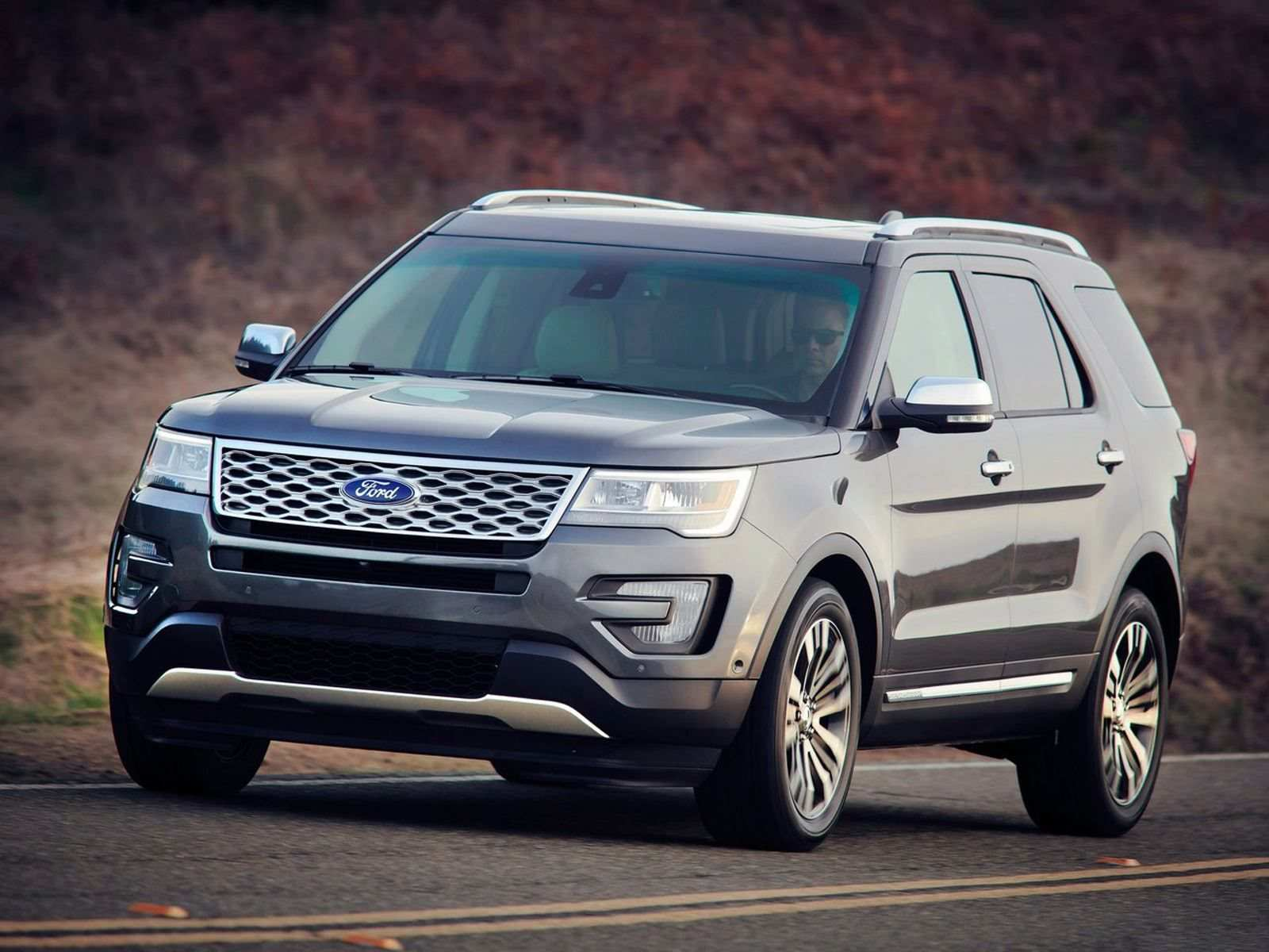 48 Best Review 2020 Ford Explorer Design New Review for 2020 Ford Explorer Design