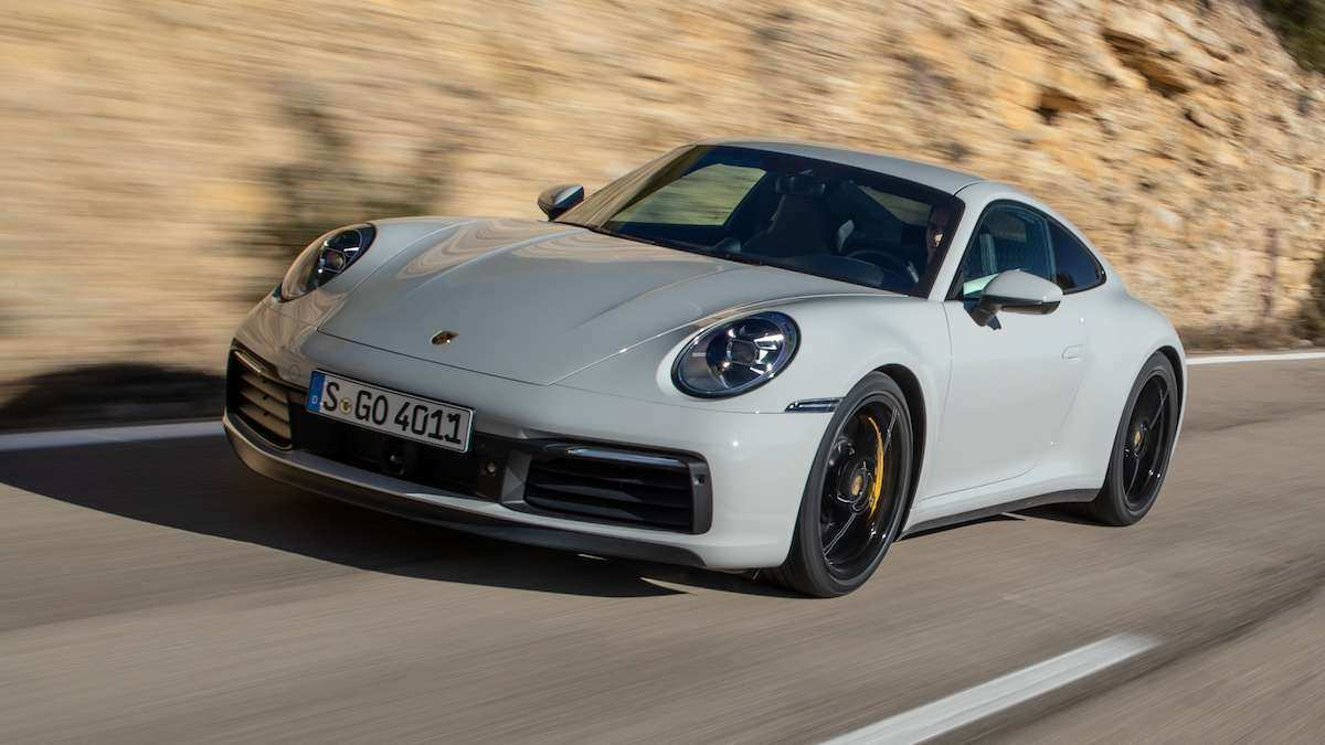 48 Best Review 2020 Porsche 992 Performance and New Engine with 2020 Porsche 992