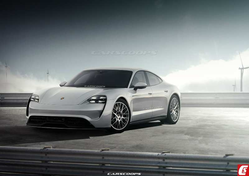48 Best Review 2020 Porsche Mission E Engine by 2020 Porsche Mission E