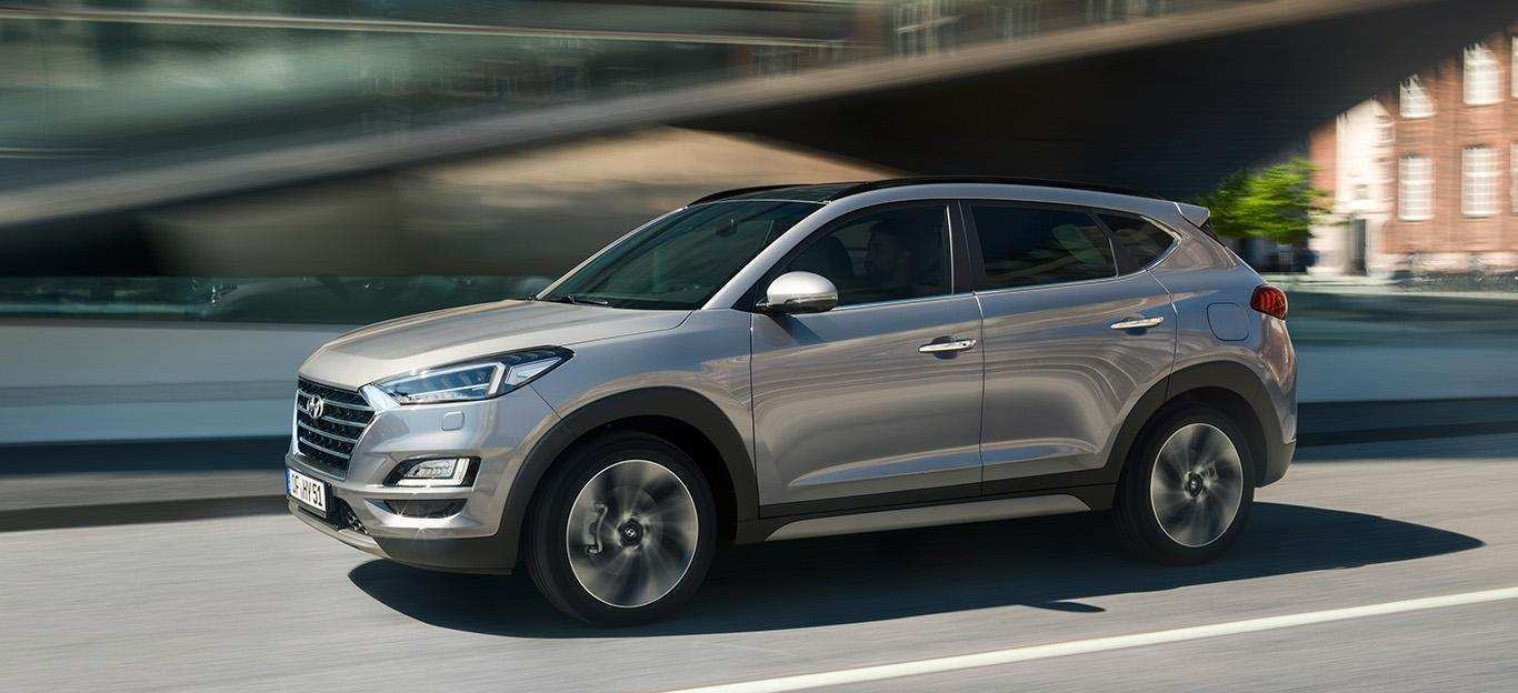 48 Best Review Hyundai Tucson 2019 Facelift Concept by Hyundai Tucson 2019 Facelift