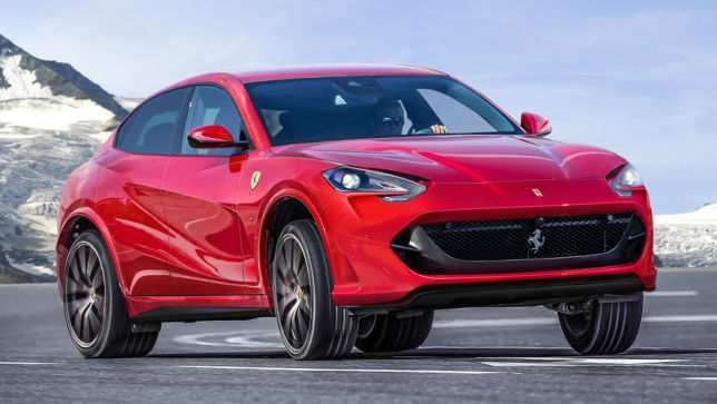 48 Concept of 2019 Ferrari Suv Reviews by 2019 Ferrari Suv