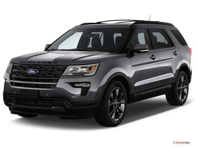 48 Concept of 2019 Ford Explorer Pricing for 2019 Ford Explorer