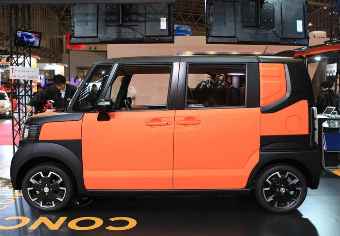 48 Concept of 2019 Honda Element Configurations by 2019 Honda Element