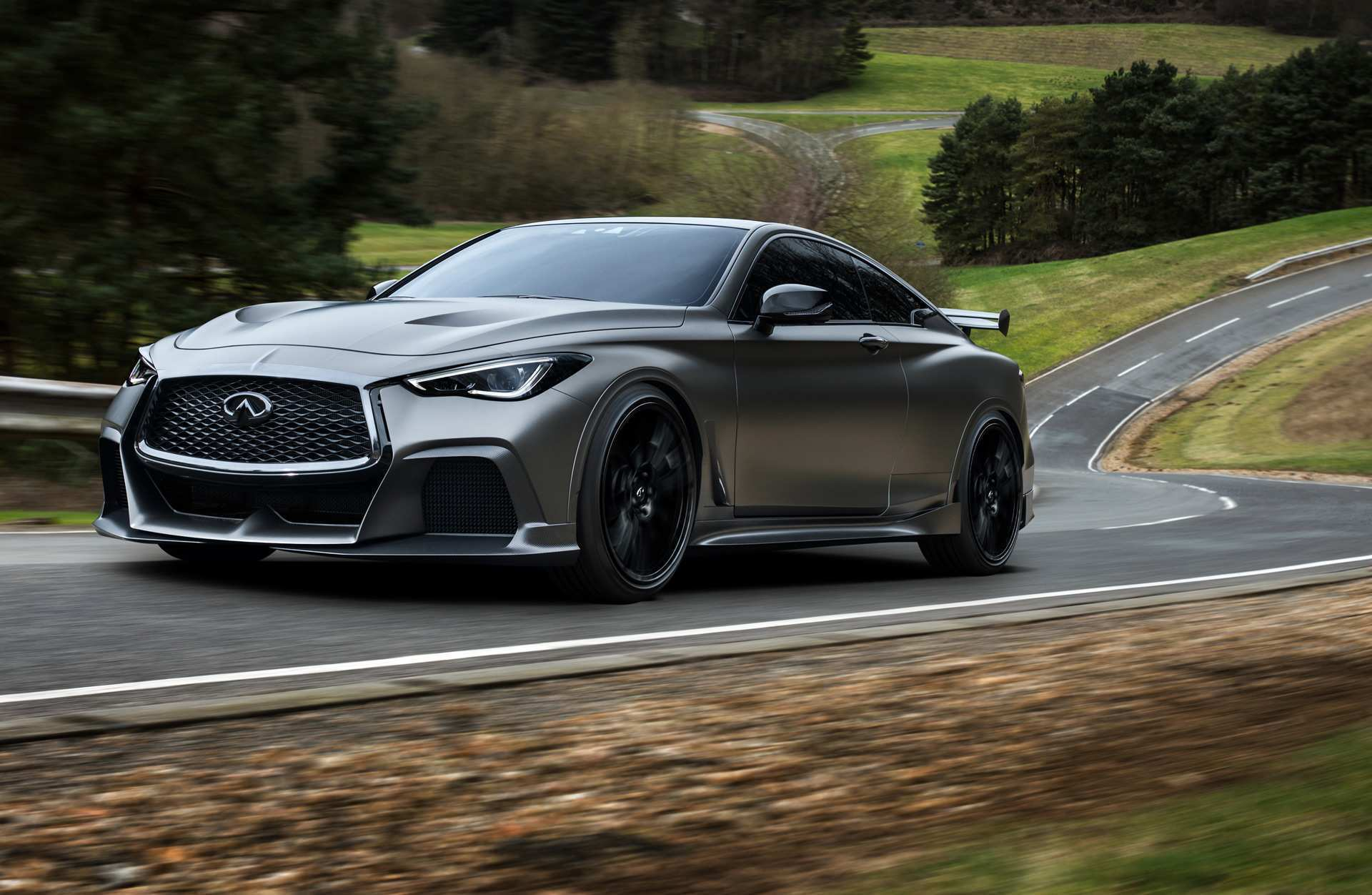 48 Concept of 2019 Infiniti Black S Exterior with 2019 Infiniti Black S