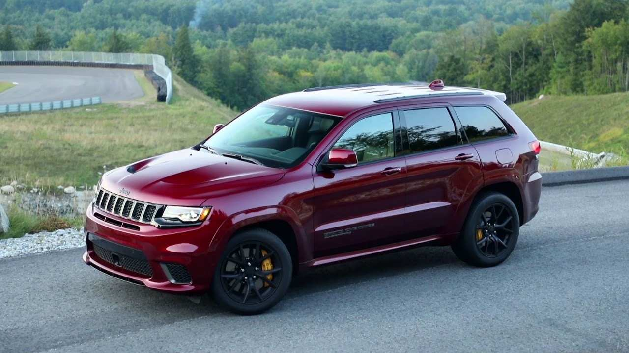 48 Concept of 2019 Jeep Trackhawk Price and Review with 2019 Jeep Trackhawk