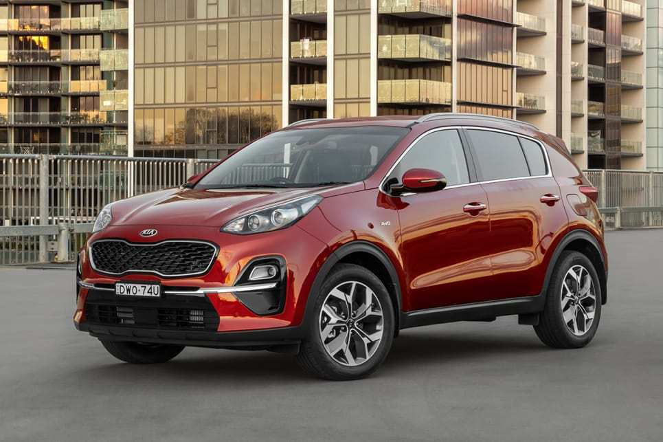 48 Concept of 2019 Kia Sportage Redesign by 2019 Kia Sportage