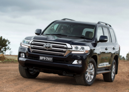 48 Concept of 2019 Toyota Land Cruiser 300 Series Overview by 2019 Toyota Land Cruiser 300 Series
