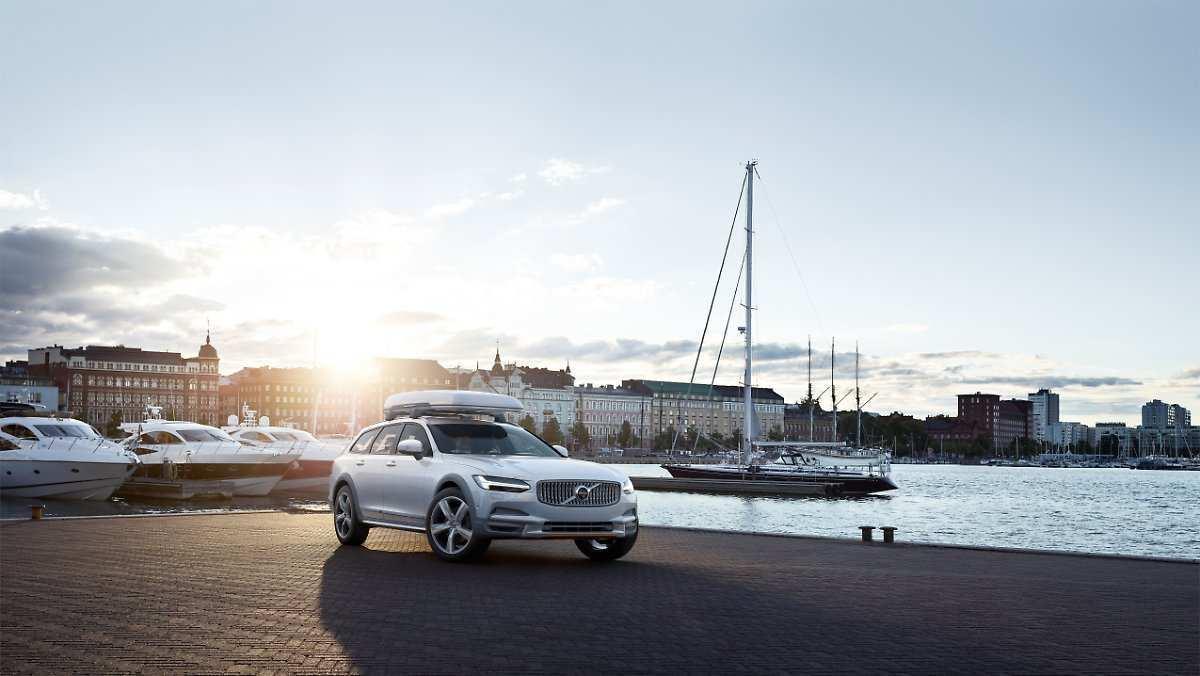 48 Concept of Volvo Zukunft 2019 Spy Shoot for Volvo Zukunft 2019