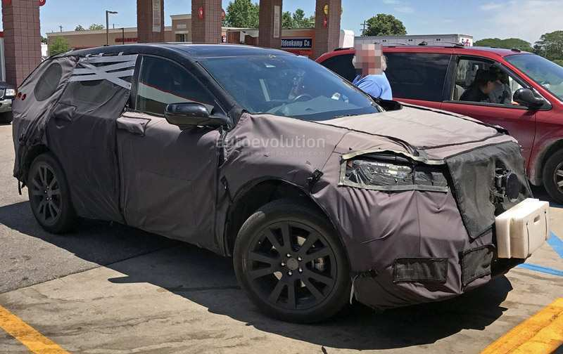 48 Gallery of 2019 Acura Rdx Spy Photos New Concept with 2019 Acura Rdx Spy Photos
