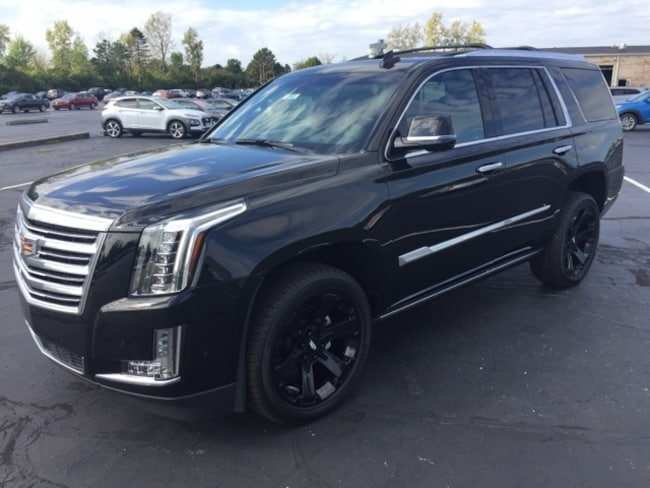 48 Gallery of 2019 Cadillac Escalade Platinum Pictures by 2019 Cadillac Escalade Platinum