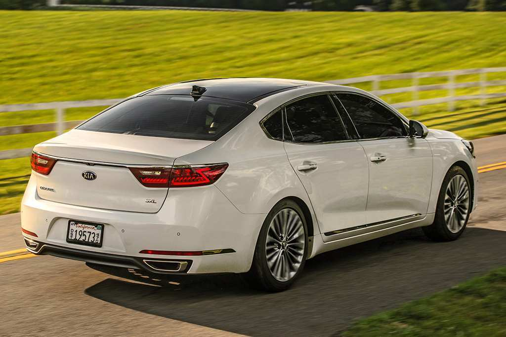 48 Gallery of 2019 Kia Cadenza Price and Review for 2019 Kia Cadenza
