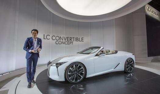 48 Gallery of 2019 Lexus Convertible Exterior with 2019 Lexus Convertible