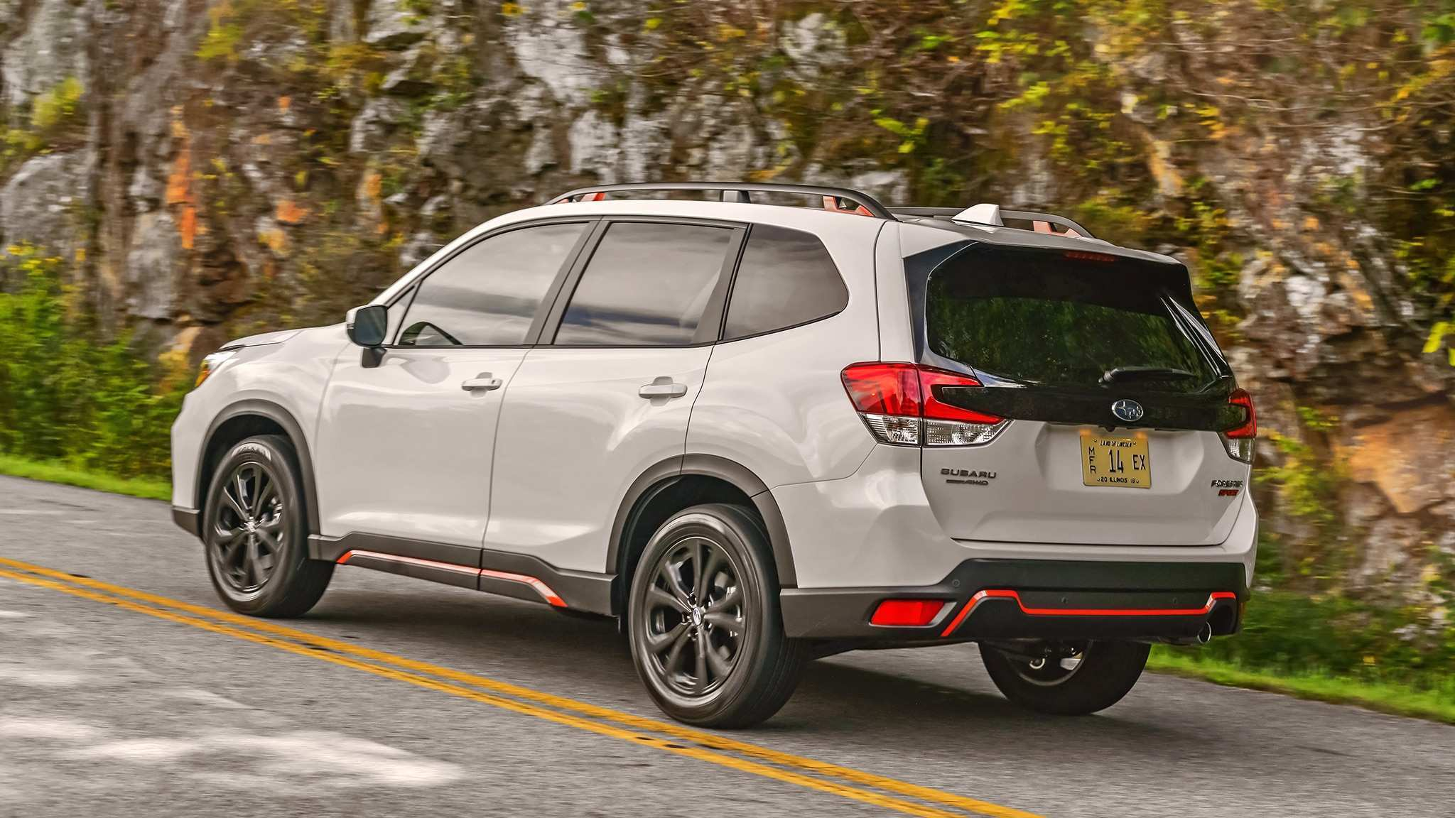 48 Gallery of 2019 Subaru Forester Debut History by 2019 Subaru Forester Debut