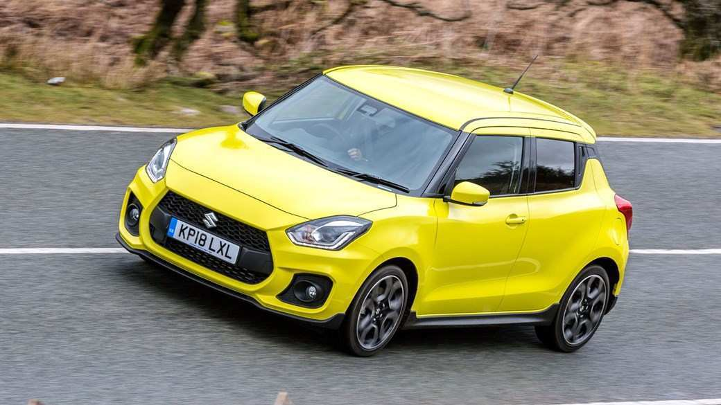 48 Gallery of 2019 Suzuki Swift Sport Specs Model with 2019 Suzuki Swift Sport Specs