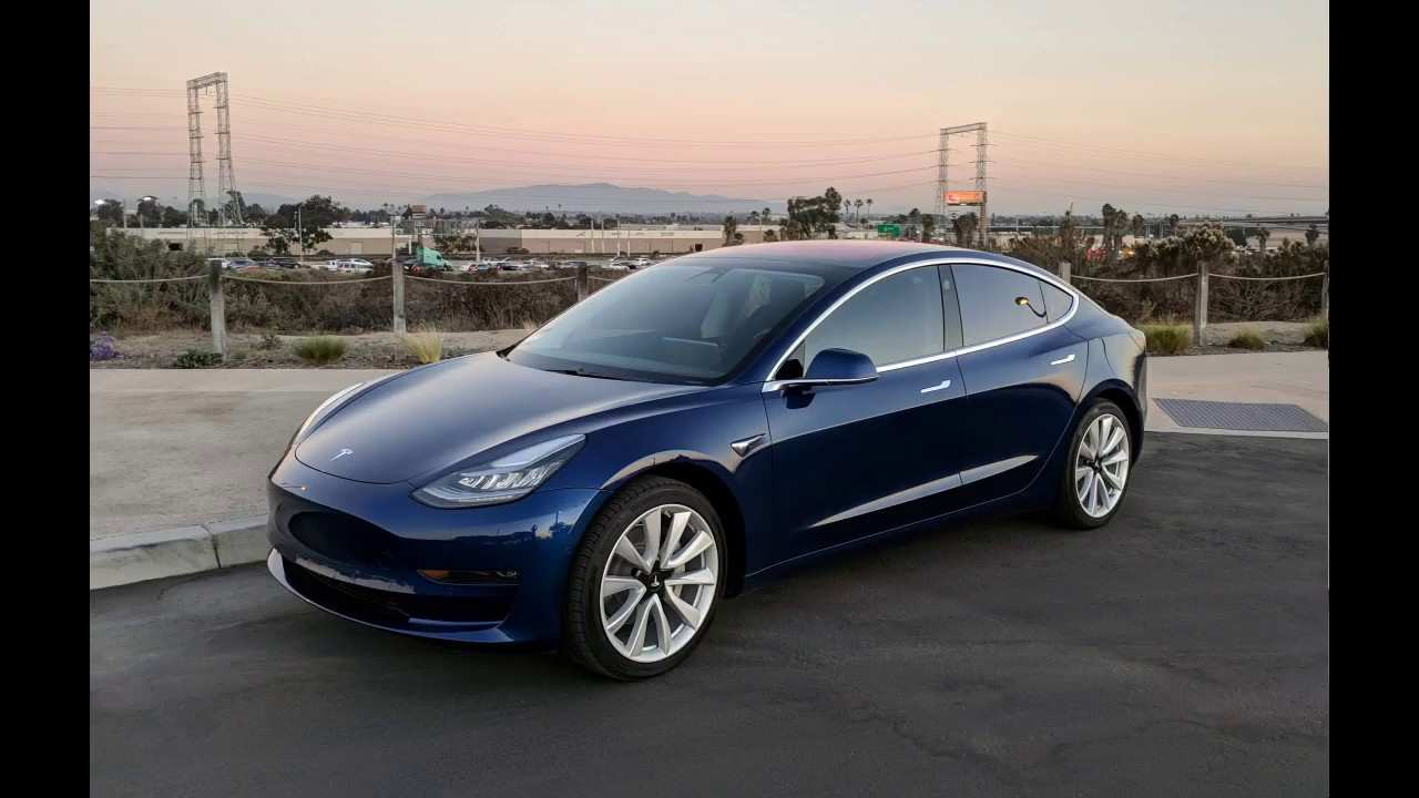 48 Gallery of 2019 Tesla Model 3 Photos with 2019 Tesla Model 3