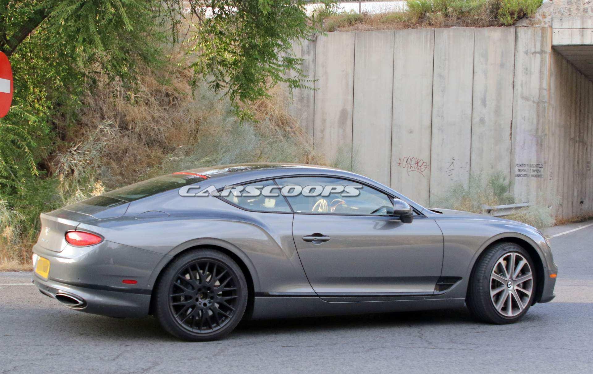 48 Gallery of 2020 Bentley Gt Ratings by 2020 Bentley Gt