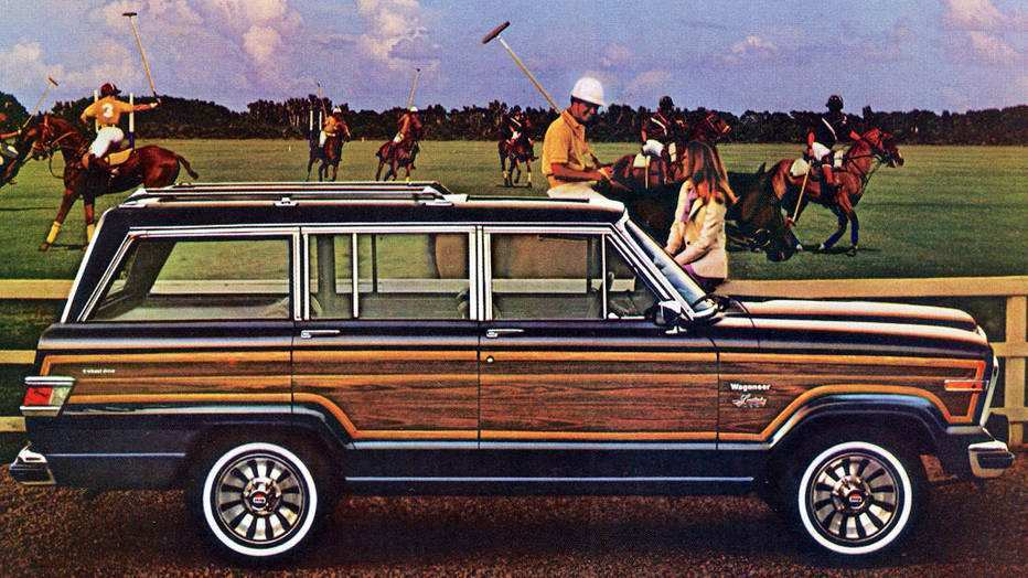 48 Gallery of The 2019 Jeep Grand Wagoneer Exterior by The 2019 Jeep Grand Wagoneer