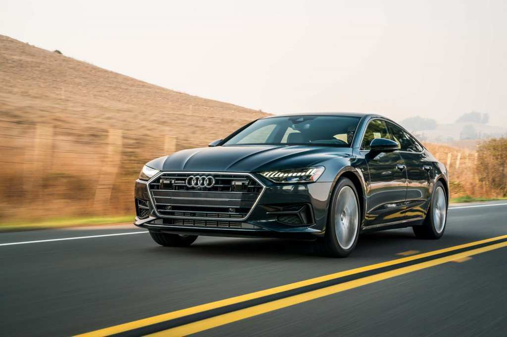 48 Great 2019 Audi A7 Dimensions New Concept for 2019 Audi A7 Dimensions