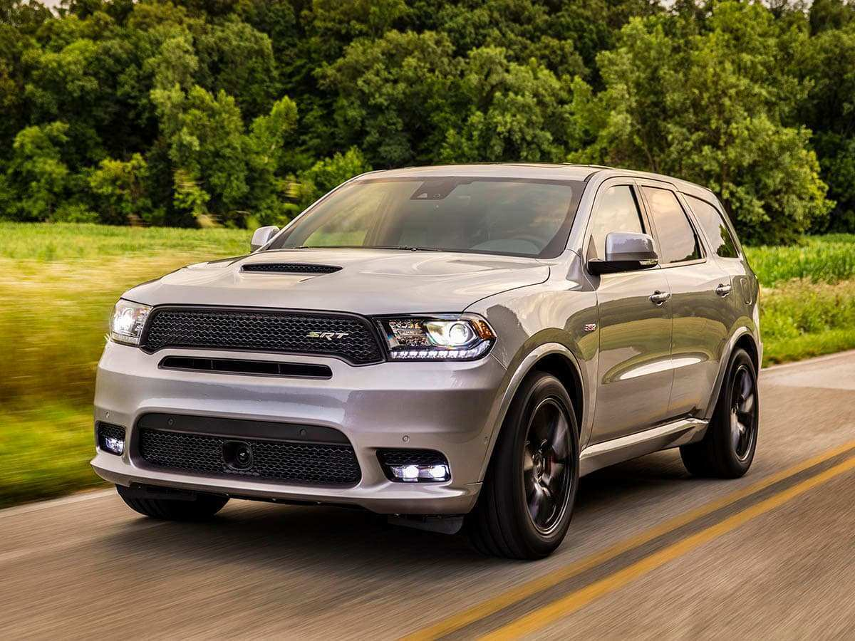 48 Great 2019 Dodge Durango Srt Release Date for 2019 Dodge Durango Srt