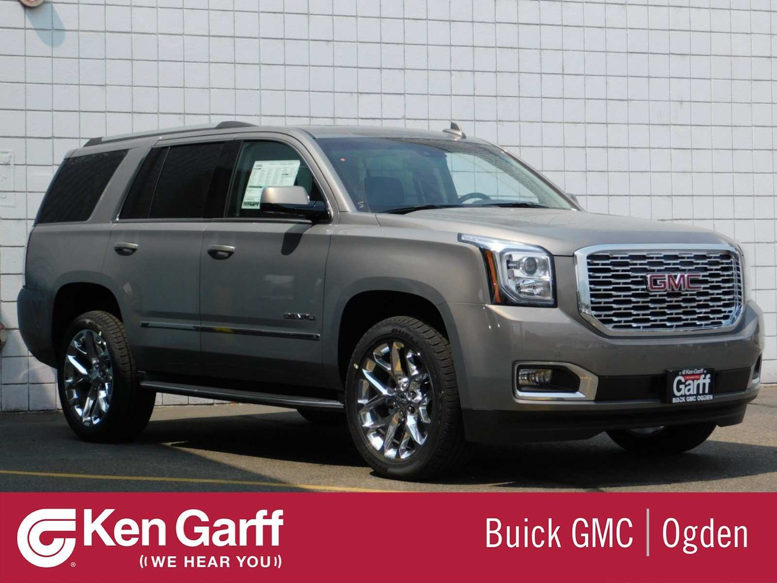 48 Great 2019 Gmc Yukon Engine by 2019 Gmc Yukon