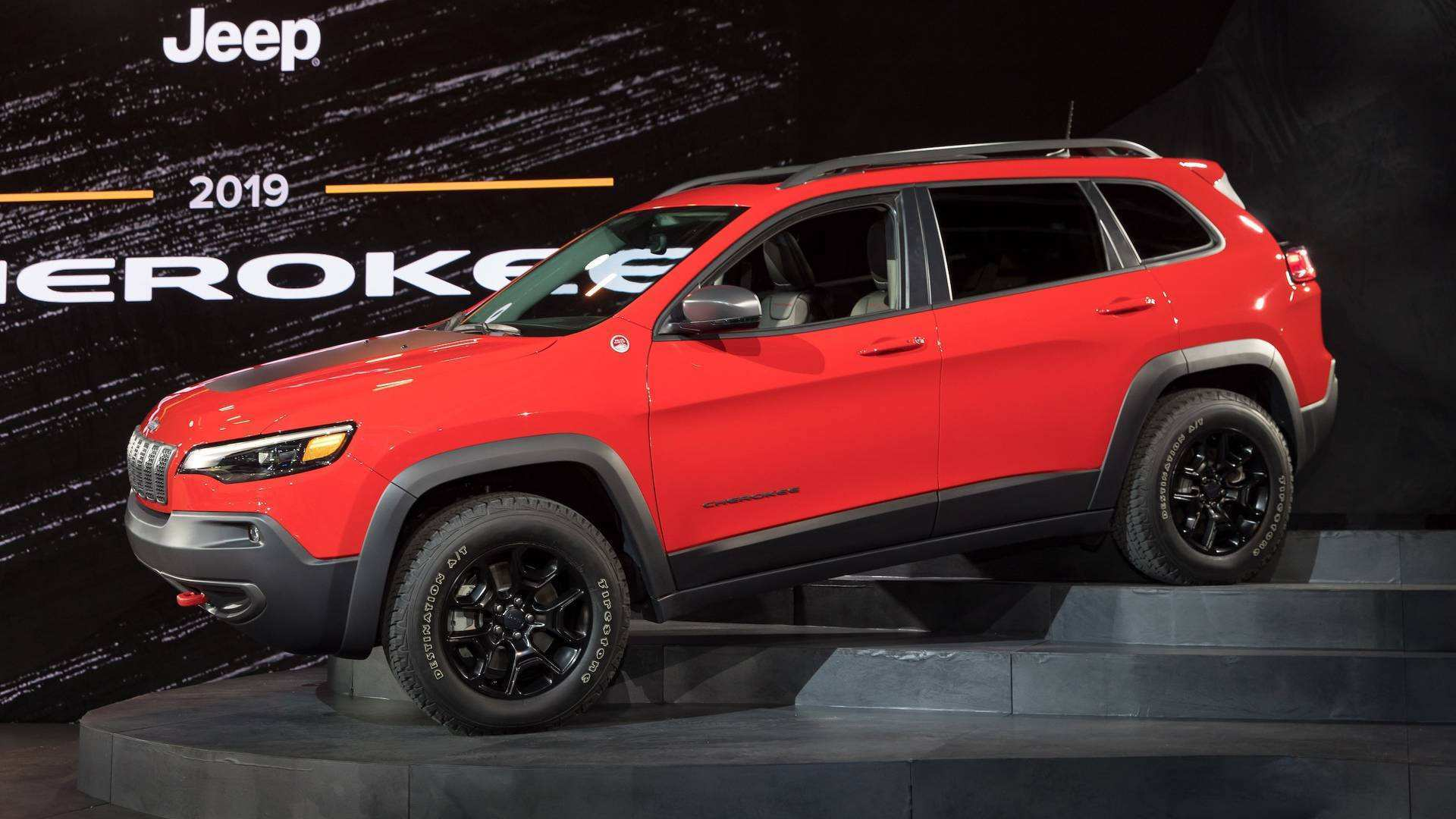 48 Great 2019 Jeep Cherokee Kl Overview with 2019 Jeep Cherokee Kl