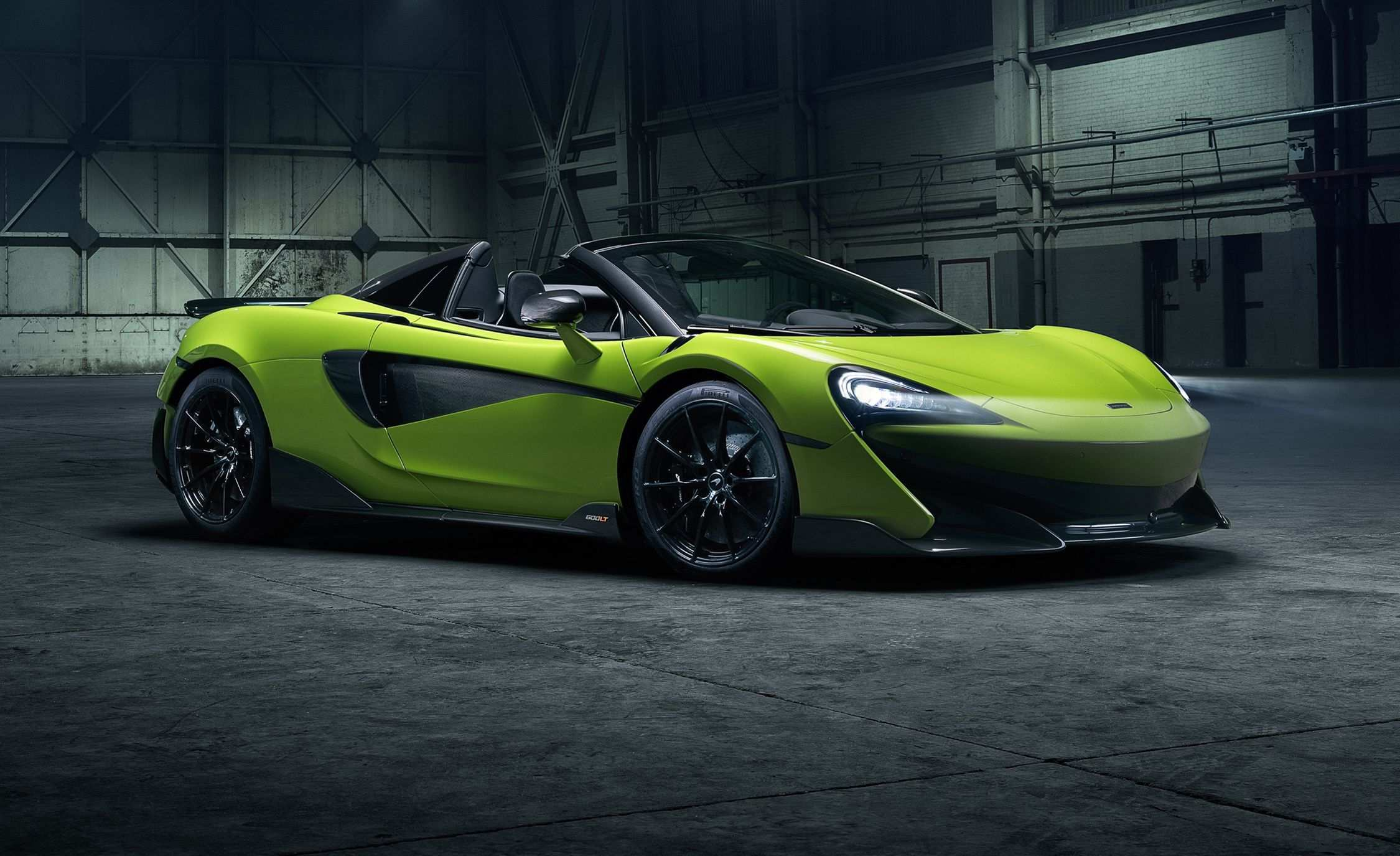 48 Great 2019 Mclaren 600Lt Pictures for 2019 Mclaren 600Lt