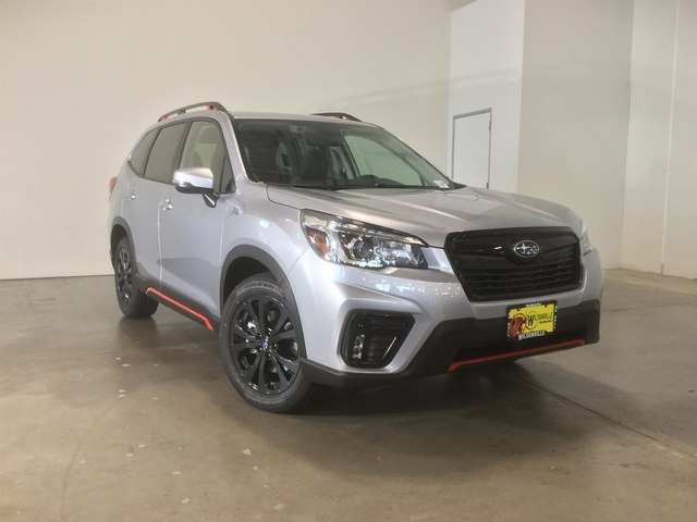 48 Great 2019 Subaru Forester Sport Specs and Review by 2019 Subaru Forester Sport