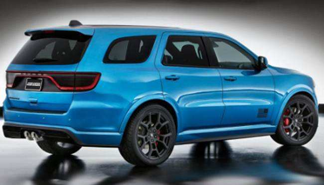 48 Great 2020 Dodge Durango Redesign Redesign with 2020 Dodge Durango Redesign