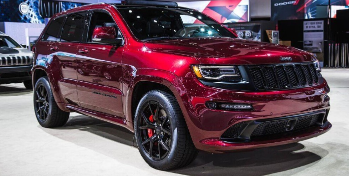 48 Great 2020 Jeep Grand Cherokee Concept Performance with 2020 Jeep Grand Cherokee Concept