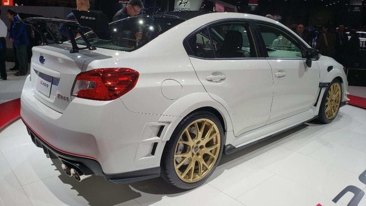 48 Great 2020 Subaru Sti News New Review with 2020 Subaru Sti News