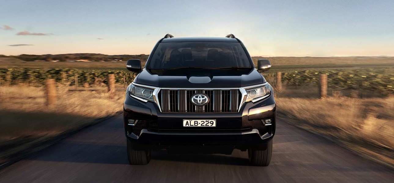 48 Great Toyota Land Cruiser Prado 2020 New Review by Toyota Land Cruiser Prado 2020