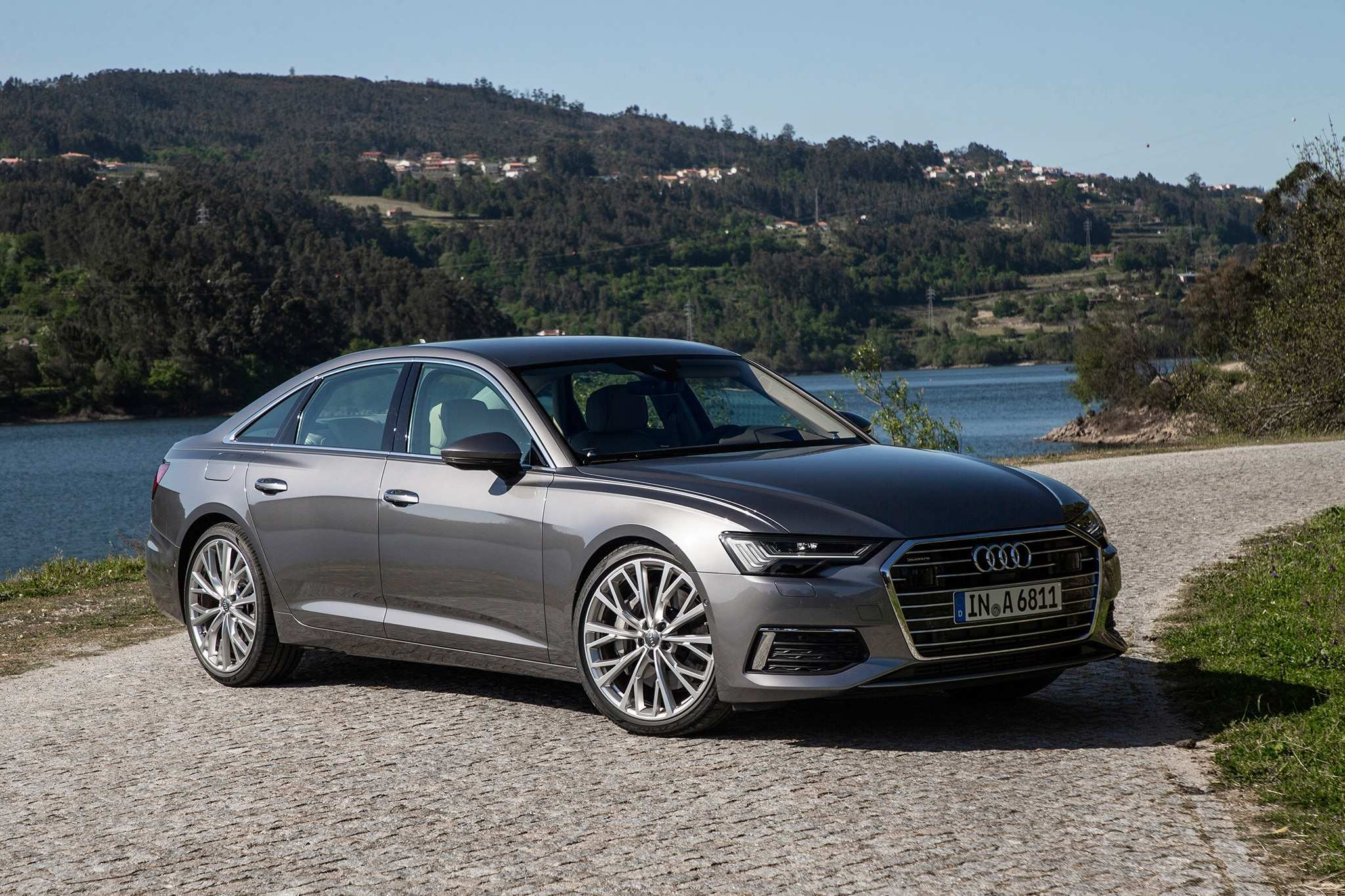 48 New 2019 Audi A6 Specs Interior by 2019 Audi A6 Specs