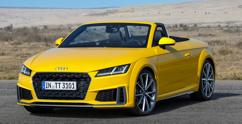 48 New 2019 Audi Tt Changes Price and Review with 2019 Audi Tt Changes