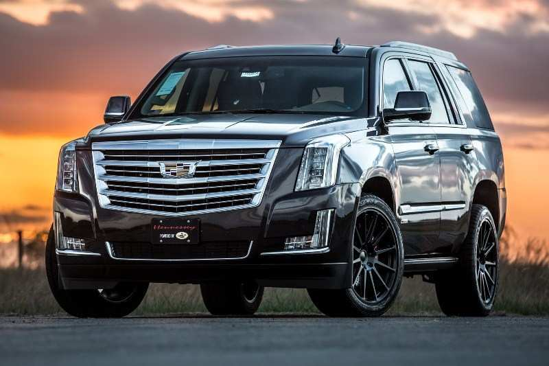 48 New 2019 Cadillac Escalade Concept Images by 2019 Cadillac Escalade Concept