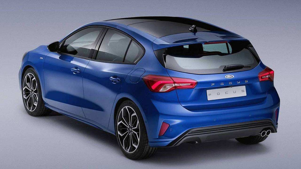 48 New 2019 Ford Hatchback Review with 2019 Ford Hatchback