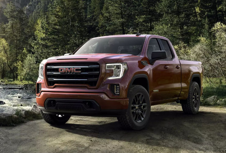 48 New 2019 Gmc Sonoma Exterior and Interior for 2019 Gmc Sonoma