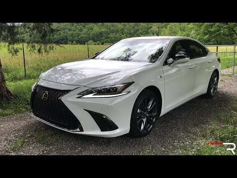 48 New 2019 Lexus Es 350 F Sport Reviews for 2019 Lexus Es 350 F Sport