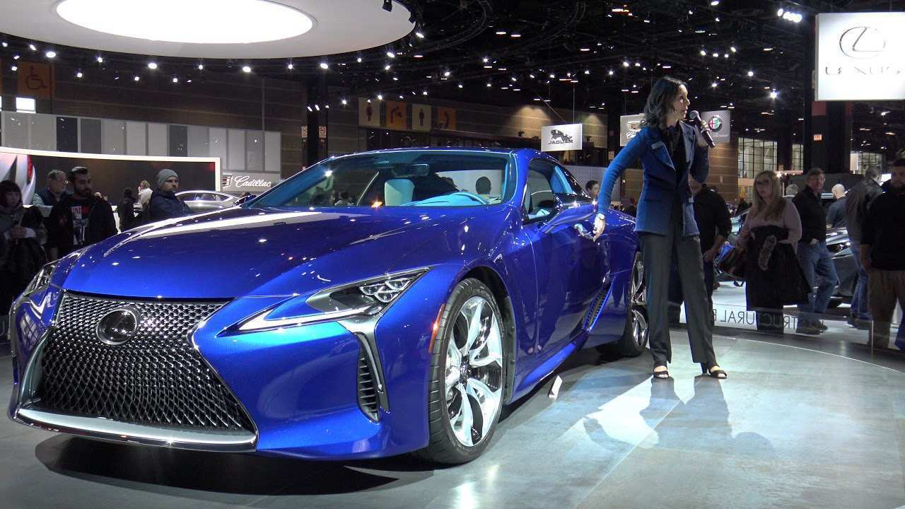 48 New 2019 Lexus Lc Images by 2019 Lexus Lc