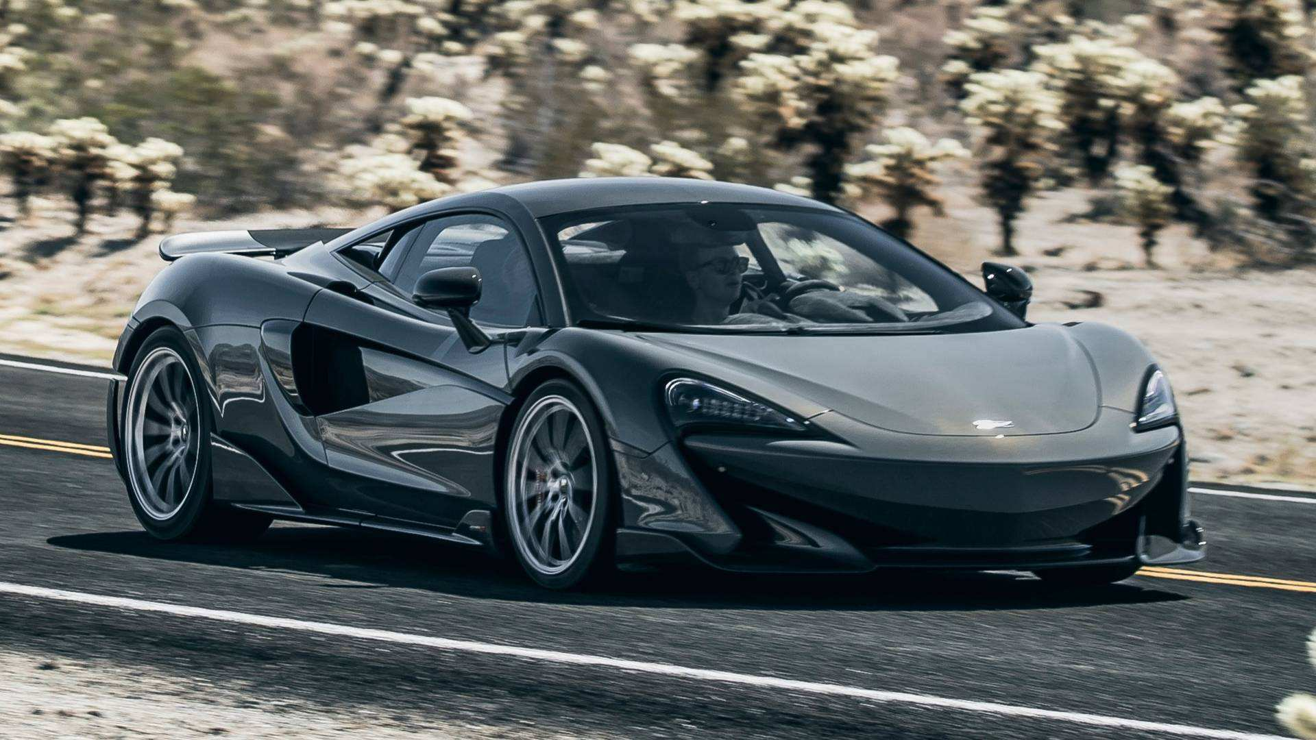 48 New 2019 Mclaren 600Lt Price and Review by 2019 Mclaren 600Lt
